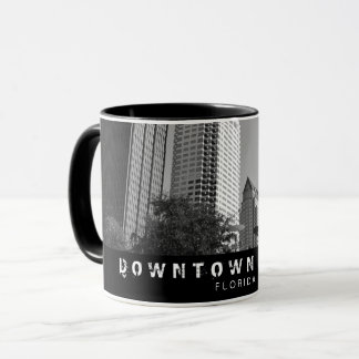 Downtown Tampa Mug