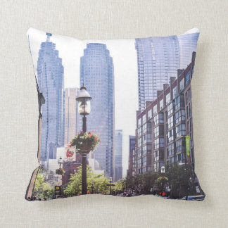 Downtown Toronto Pillow