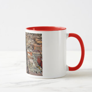 Downtown Tucson, Arizona Vintage Mug