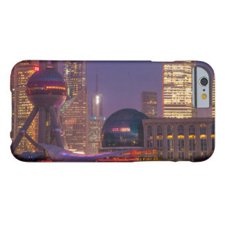 Downtown waterfront shanghai, China Barely There iPhone 6 Case