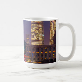 Downtown waterfront shanghai, China Coffee Mug
