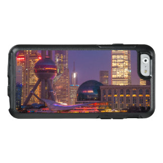 Downtown waterfront shanghai, China OtterBox iPhone 6/6s Case