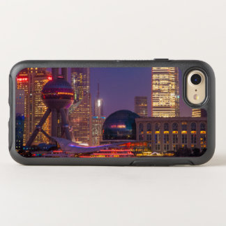 Downtown waterfront shanghai, China OtterBox Symmetry iPhone 7 Case