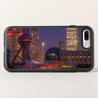 Downtown waterfront shanghai, China OtterBox Symmetry iPhone 7 Plus Case