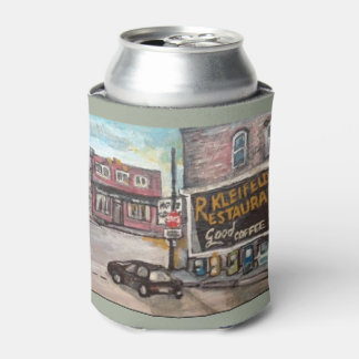 Downtown Willoughby, Dog Walk Can Cooler