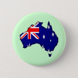 Downunder Day 2 Inch Round Button