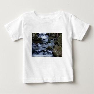 downward flow of creek baby T-Shirt