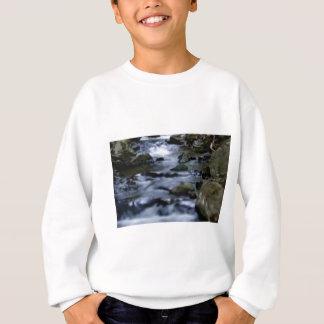 downward flow of creek sweatshirt