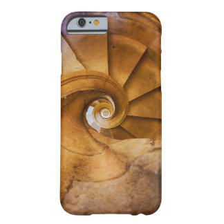 Downward spirl staircase, Portugal Barely There iPhone 6 Case