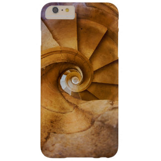 Downward spirl staircase, Portugal Barely There iPhone 6 Plus Case