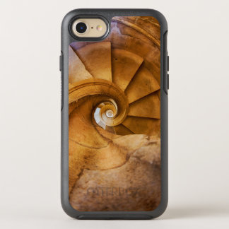 Downward spirl staircase, Portugal OtterBox Symmetry iPhone 7 Case