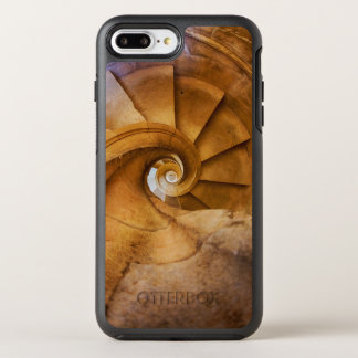 Downward spirl staircase, Portugal OtterBox Symmetry iPhone 8 Plus/7 Plus Case