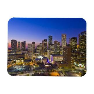 Dowtown Houston Magnet