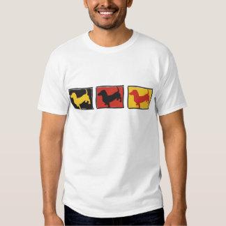 Doxie-3-BOX Tshirts