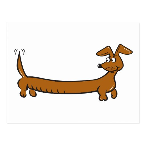 DOXIE-Cartoon Postcards