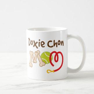 Doxie Chon Dog Breed Mom Gift Coffee Mug