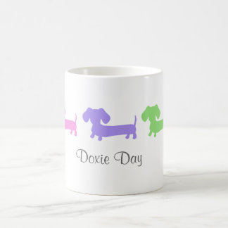 Doxie Day Coffee Mug