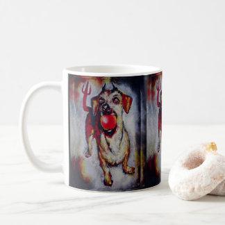 Doxie Diablo Coffee Mug