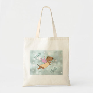 Doxie Dust Tote Bag