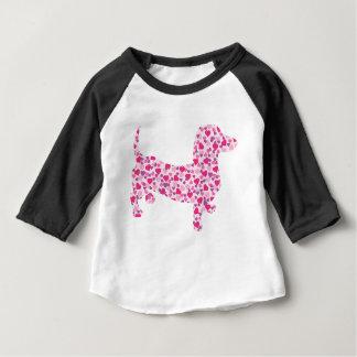 DOXIE-Hearts Baby T-Shirt