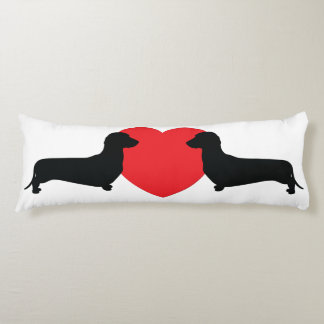 Doxie Love Body Pillow