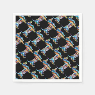 DOXIE-Psych Paper Napkin