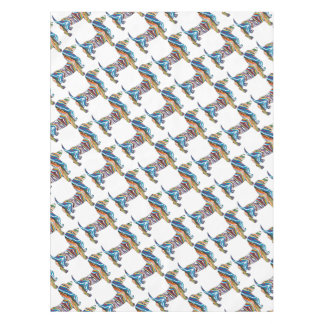 DOXIE-Psych Tablecloth
