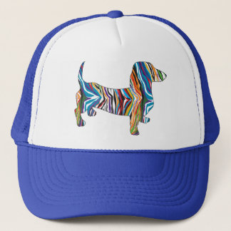 DOXIE-Psych Trucker Hat