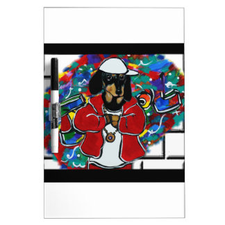 DOXIE RAPPER Dry-Erase BOARDS