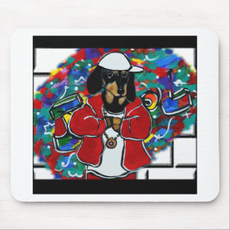 DOXIE RAPPER MOUSE PAD