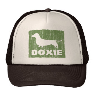 Doxie Trucker Hat