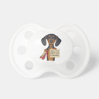 DoxyBox Shoe Pacifier