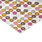 Dozen Doughnuts Doughnuts Junk Food Breakfast Tissue Paper