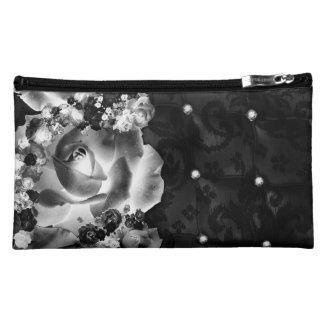 Dozen Roses Cosmetic Bag