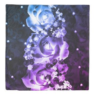 Dozen Roses Duvet Cover