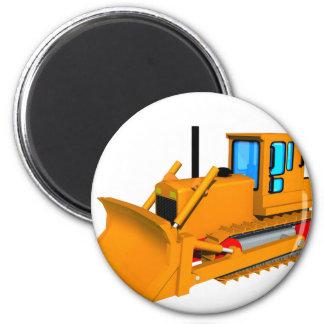 Dozer 2 Inch Round Magnet