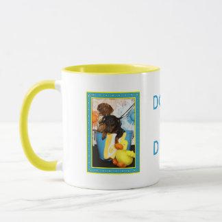 Dozer and Dusty - Dachshund -3 Mug