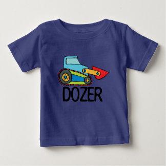 Dozer Bulldozer Transportation Baby T-Shirt