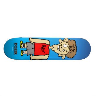 Dozer™ Ferry Cartoon Skate Board