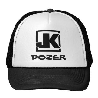 Dozer Trucker Hat