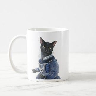 DR001 NobleCat Coffee Mug