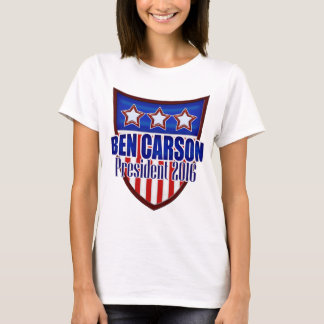 Dr. Ben Carson - Modern Shield T-Shirt