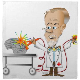Dr. Braino Napkin