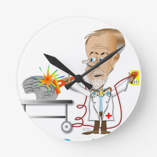 Dr. Braino Wallclocks