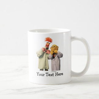 Dr. Bunsen Honeydew and Beaker 2 Coffee Mug