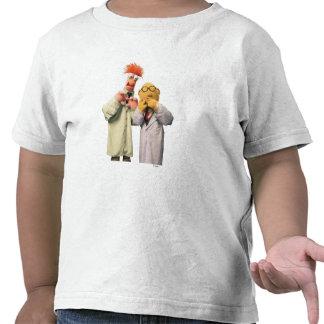 Dr Bunsen Honeydew and Beaker T-shirt