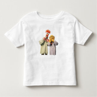 Dr. Bunsen Honeydew and Beaker Toddler T-shirt