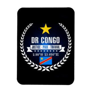 DR Congo Magnet