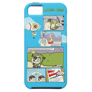 Dr. Dinkle Comic Montage iPhone 5 Cover