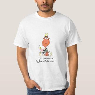 Dr. Dotnetsky,    Dr. DotnetskyEggheadCafe.com T Shirts